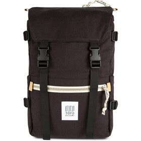Topo Designs Rover Sac, black canvas